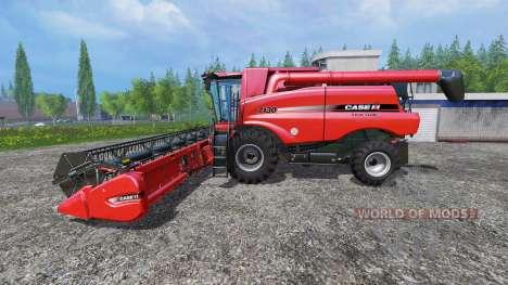 Case IH Axial Flow 7130 para Farming Simulator 2015