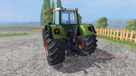 Fendt 930 Vario TMS para Farming Simulator 2015