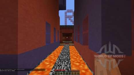 Capture The Flag 3v3 para Minecraft