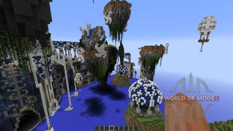 Berinstar Elven City para Minecraft