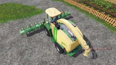 Krone Big X 1100 [30k] para Farming Simulator 2015