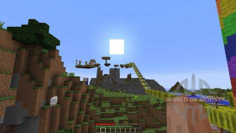 Isle of Solitary para Minecraft