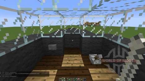 Warplane para Minecraft