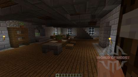 The Eastern Outpost para Minecraft