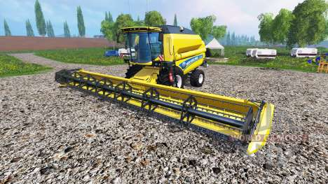 New Holland TC5.90 v1.1 para Farming Simulator 2015