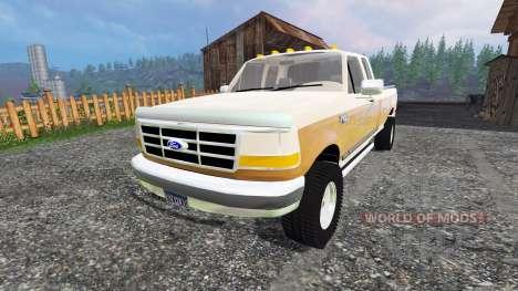 Ford F-150 XL para Farming Simulator 2015