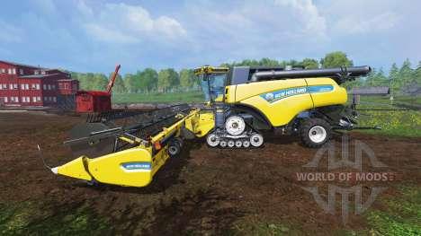 New Holland CR10.90 v1.2 para Farming Simulator 2015