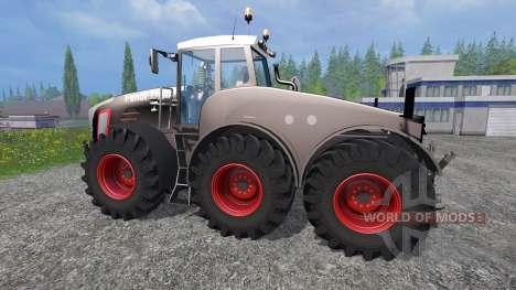 Fendt TriSix Vario [black] para Farming Simulator 2015