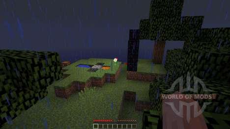 A Sky Island para Minecraft