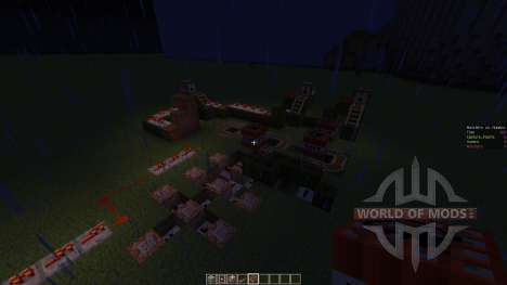 Monsters vs. Humans para Minecraft