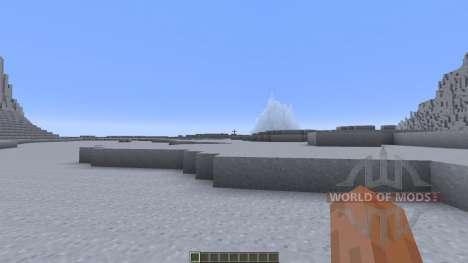 Extreme Mountains Custom Terrain para Minecraft