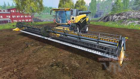 Caterpillar Lexion 590R v1.41 [fix] para Farming Simulator 2015