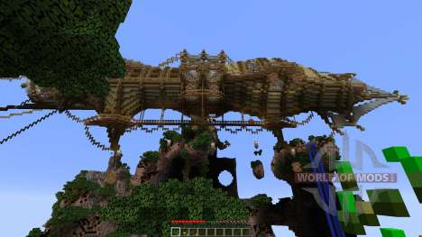 The Marble Cloud para Minecraft