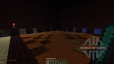 The Death Quadrant para Minecraft