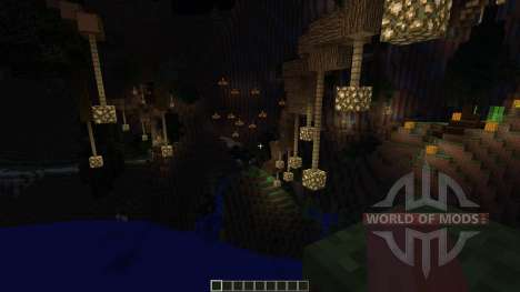 The Territory of Life para Minecraft