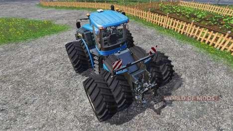 New Holland T9.670 DuelWheel v1.1 para Farming Simulator 2015