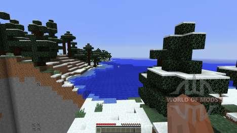 Lasia Medieval Village para Minecraft