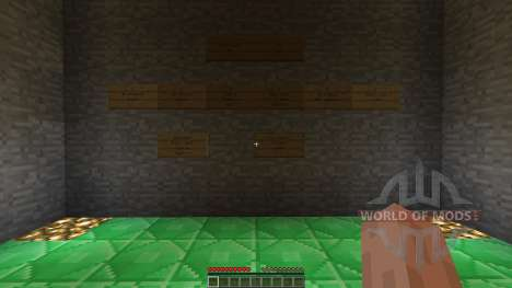 RPG World Custom Map para Minecraft
