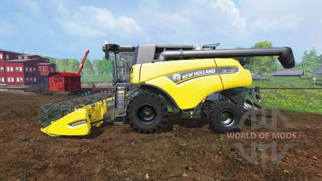 New Holland CR7.90 para Farming Simulator 2015