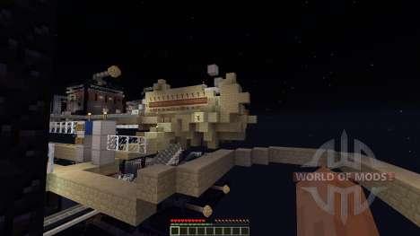 Adventure Multiplex Map para Minecraft