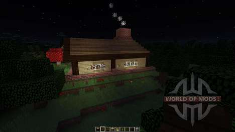 Humble Pond House para Minecraft
