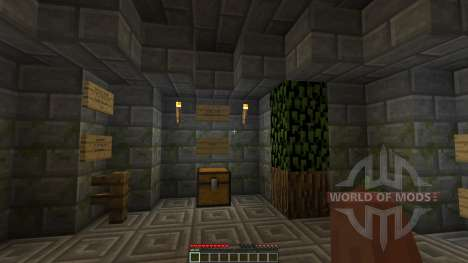 The Lost Potato para Minecraft
