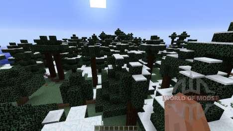 Redstone Underground Survival house para Minecraft