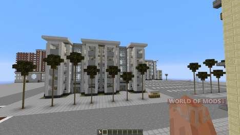 Los Santos from GTA para Minecraft