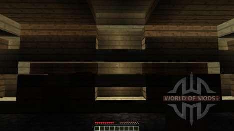Self repairing Spleef Arena para Minecraft