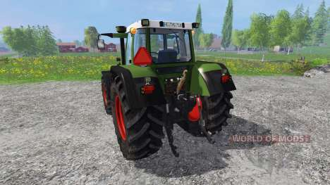 Fendt Favorit 515C v2.0 para Farming Simulator 2015