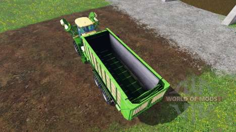 Krone BIG L500 [120000 liters] para Farming Simulator 2015