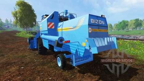 Bizon Z058 para Farming Simulator 2015