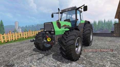Deutz-Fahr AgroStar 6.61 v0.5 para Farming Simulator 2015