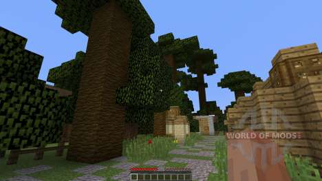 Wrath Of The Assassin para Minecraft