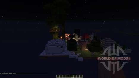 Clash of Biomes para Minecraft