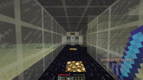 The Space Station para Minecraft