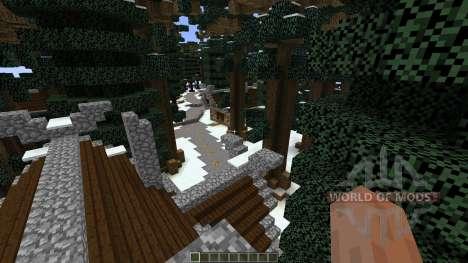 Vikdal Vikingvillage para Minecraft