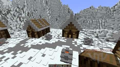 The Dwarven Temple of Aldeah para Minecraft