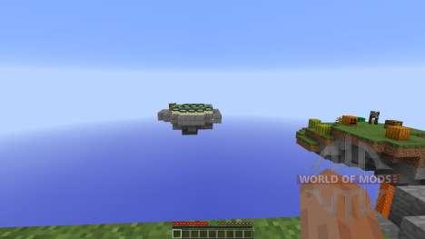 Sky Island Survival para Minecraft