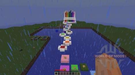 Parkour Challenge Map para Minecraft