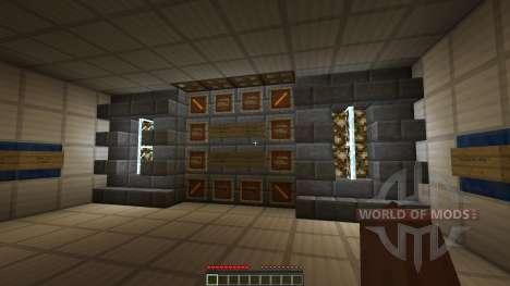Lab Escape para Minecraft