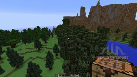 Slenders Mansions A Gothic Style Build para Minecraft