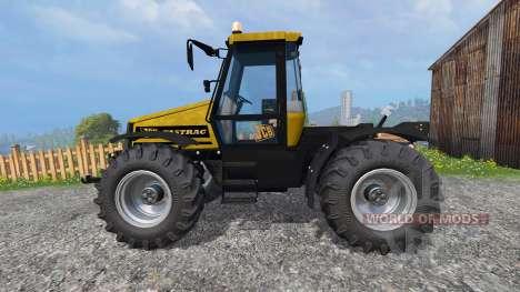 JCB 2140 Fastrac [washable] para Farming Simulator 2015