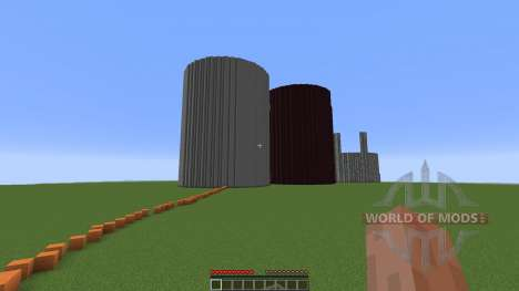 Parkour towers para Minecraft