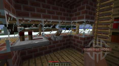 Traincraft scenic para Minecraft