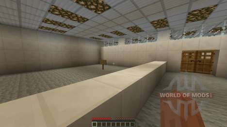 The Timberline para Minecraft