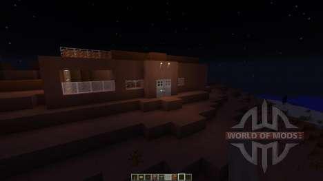 Mysterious Island House SujeeTV para Minecraft