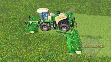 Krone Big M 500 para Farming Simulator 2015
