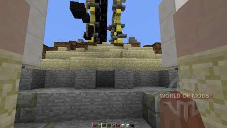 NIGHTMARE Fantasy Ship para Minecraft