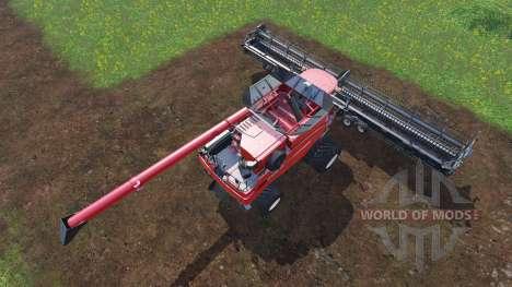 Case IH Axial Flow 9230 [dynamic front wheels] para Farming Simulator 2015